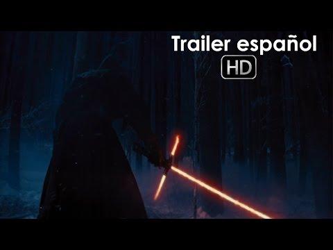 Star Wars: El despertar de la fuerza - Teaser trailer español (HD)