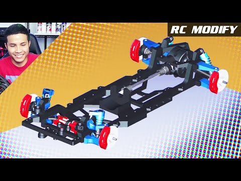 RC Modify 25 Part 1 | RWD M-Drift Chassis Creation - UC_Neij7VbB09CNFg4BtxRlw