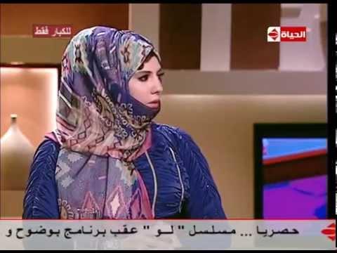 شاهد بالفيديو : شاب مصري يتحول الى فتاة محجبة +18