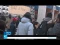 أعمال شغب وحرق سيارات في إحدى ضواحي باريس احتجاجا على عنف الشرطة  - 12:23-2017 / 2 / 10
