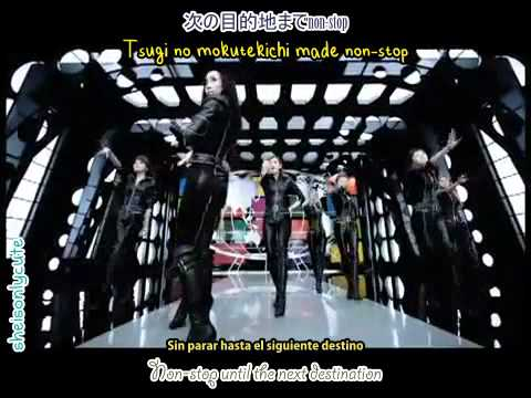 Mr Taxi - Snsd [Sub Esp./Eng./Kanji./Rom] Dance Version MV