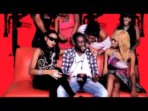 JUGGLA - GUN FI GAL(OFFICIAL HD VIDEO)