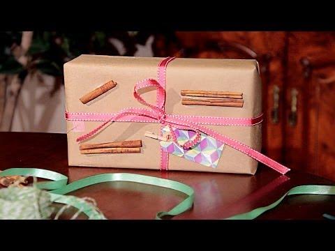 Как упаковать очки в подарок 99
