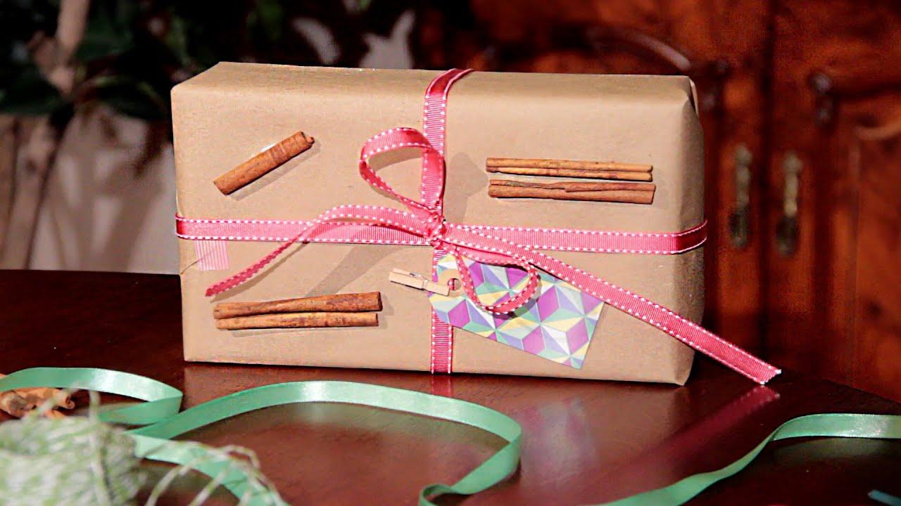 Как своими руками упаковать подарок для ребенка