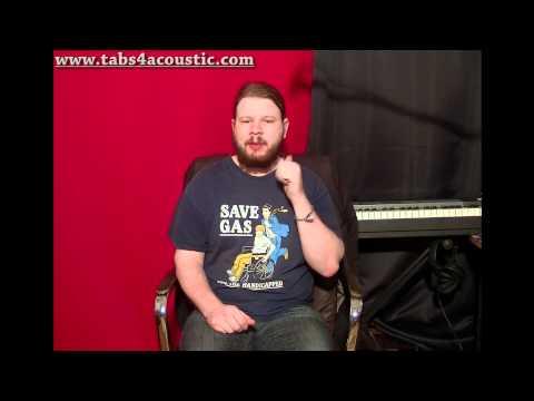Cours de guitare : Le rythme 3 - Les contretemps - Partie 2