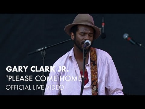 Gary Clark Jr. - Please Come Home (Dave Matthews Band Caravan Chicago 2011) [Live]