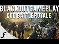 Call of Duty Battle Royale Gameplay - Blackout!