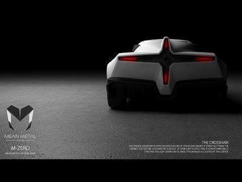 M-Zero.. شاهد بالفيديو: أول سيارة هندية فارهة