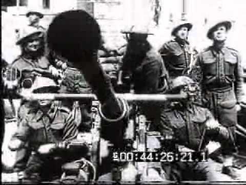 Giornale Luce - Bombardamento di Malta (1942)