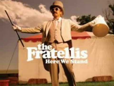 The Fratellis - Tell Me A Lie