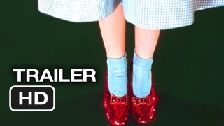 The Wizard Of Oz IMAX 3D Official Trailer (2013) - Judy Garland Movie HD