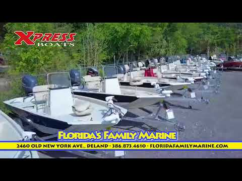 Florida's Family Marine Boats for Sale video 1