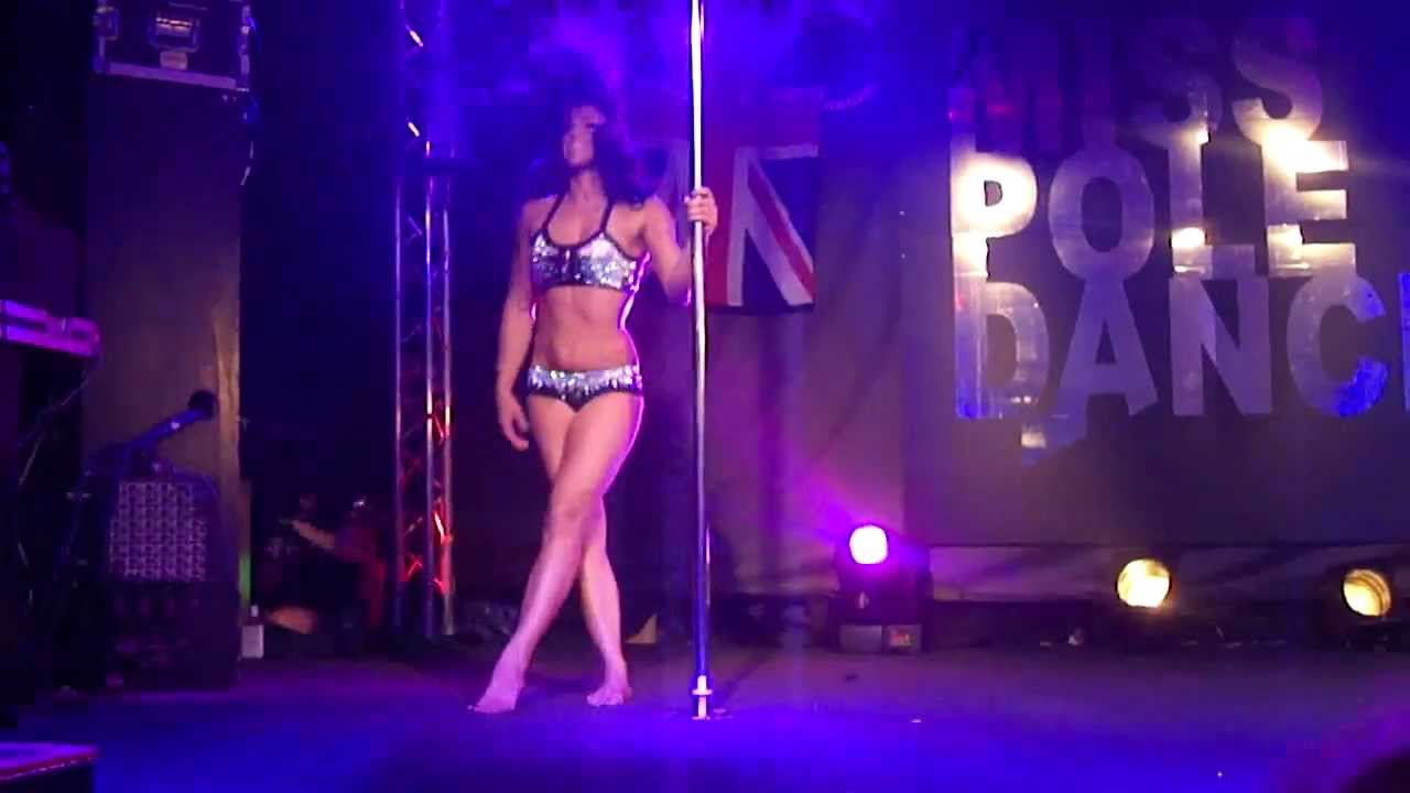 Miss Pole Dance UK 2012 - WINNER - Sarah Scott [HQ]