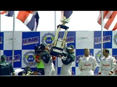 BENTLEY CELEBRATES TENTH ANNIVERSARY OF LE MANS VICTORY