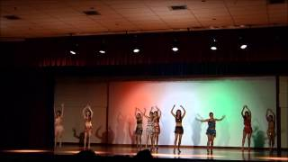 Cup of Life [Ricky Martin] - Samba (Performance Group) [MDFC