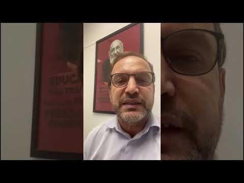 Vereador Celso Giannazi declara total apoio e solidariedade a greve