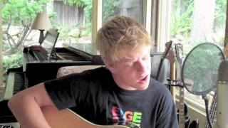 Skyscraper by Demi Lovato  Cover by 14 yr old Jackson Odell