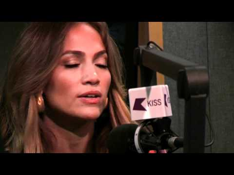 KISS FM (UK): Jennifer Lopez chats to Jez Welham