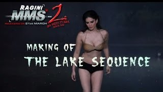 Ragini MMS-2 : Sexy Sunny In a Freezing Lake