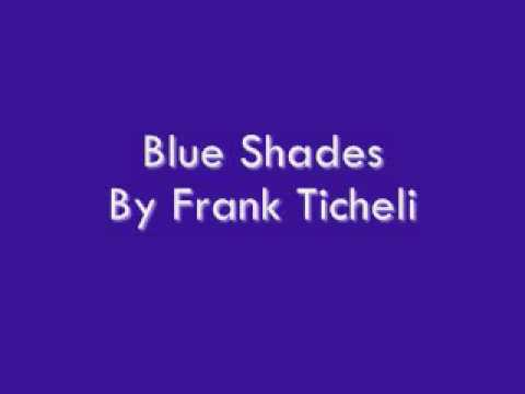 Blue Shades By Frank Ticheli