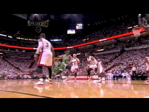 NBA Playoffs 2011: Miami Heat Vs Boston Celtics Game 2 Highlights (2-0)