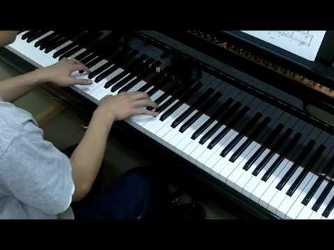 ABRSM Piano 2011-2012 Grade 8 C:1 C1 Albeniz Op.232 No.3 Danse Espagnole Sous le Palmier