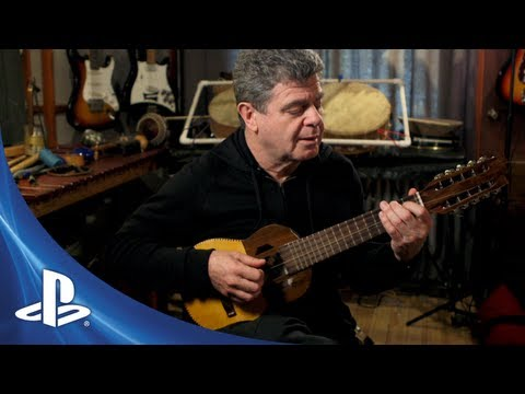 Gustavo Santaolalla y la msica de The Last of Us
