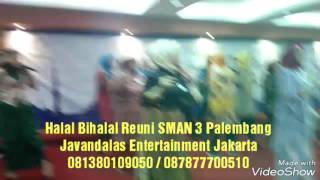 Halal Bihalal Reuni SMAN 3