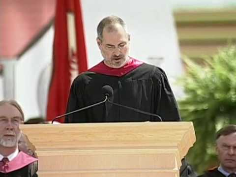 Steve Jobs- 2005 Stanford Commencement Address (with intro by President John Hennessy)