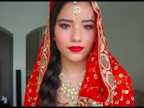Bollywood Bridal Make-up Tutorial !!!
