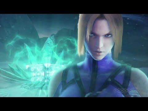 **Spoilers** Street Fighter X Tekken - End Cutscenes - Part One
