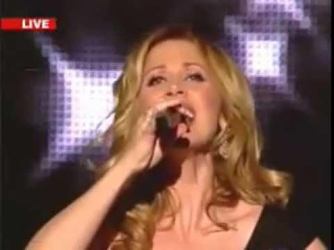 LARA FABIAN - ADAGIO (Tashir Armenian Music Awards 03.04.2011)