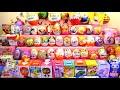 Киндер Сюрпризы, Игрушки, Конфеты, шоколадные яйца - МЕГА выпуск киндеров