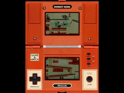 Donkey Kong (Game & Watch) Longplay