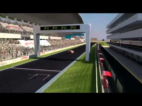 Indian Formula 1 Jaypee Circuit Preview.mp4