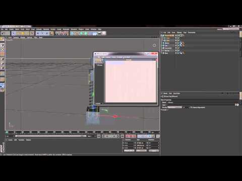 How to Create a Dynamic Spring in Cinema 4D by Rory Martin
