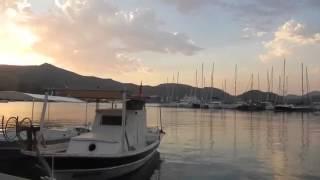 Rumen Yelkenciler Bozburun ve Selimiye'de...