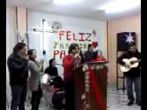 Alabanza Jose y Rafa con el coro de Daimiel