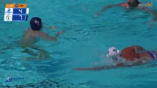 Ossidiana Marbi Messina VS Etna Waterpolo Catania
