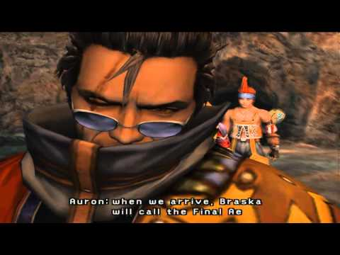 Let's Play Final Fantasy X International #082 Easy Boss, More Cutscenes
