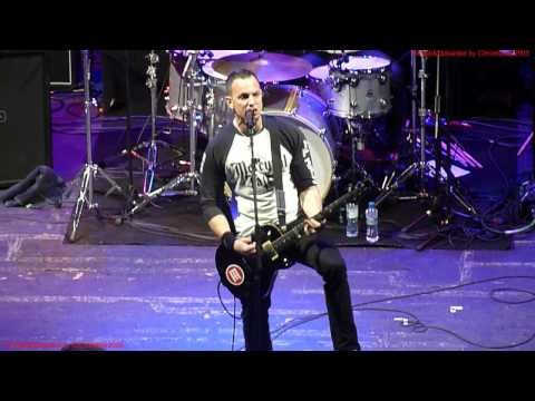 Tremonti - So You're Afraid Live at Brixton Academy, London England, 12 Oct 2012