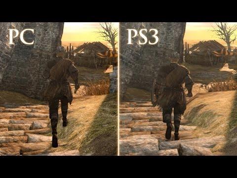 Dark Souls 2: PS3 vs. PC Graphics Comparison - UCKy1dAqELo0zrOtPkf0eTMw