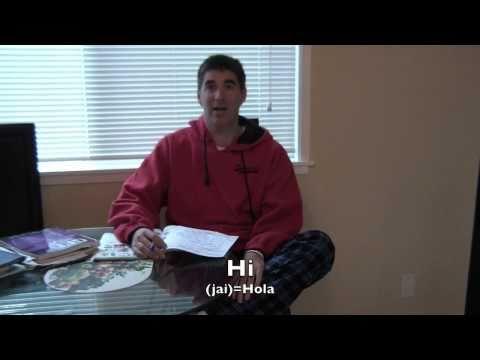 APRENDER INGLES GRATIS 3: VOCABULARIO: ¿COMO TE LLAMAS?