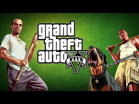 Grand Theft Auto 5 Funtage: Episode 1: James Bond Sky Dive and Breaking Bad?
