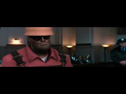 Team Fortress 2 - Law Abiding Engineer