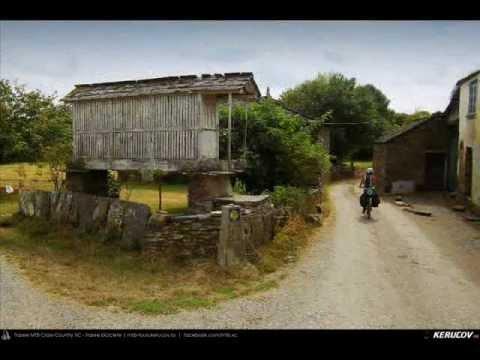 VIDEOCLIP Traseu MTB El Camino de Santiago del Norte - 10: Gontan - Goiriz - Puente de Saa - Baamonde