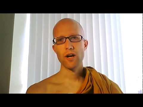 Ask A Monk: Controlling Thoughts and the Breath
