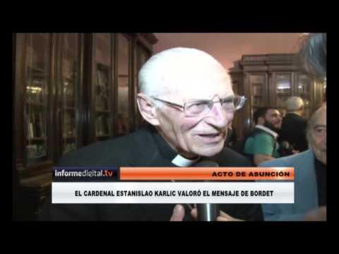 <b>Tras el discurso de Bordet.</b> Opinión de Alberto Puiggari y Estanislao Karlic