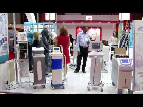 بالفيديو : انطلاق فعاليات الدورة 15 لمؤتمر و معرض دبي العالمي لأمراض الجلد و الليزر