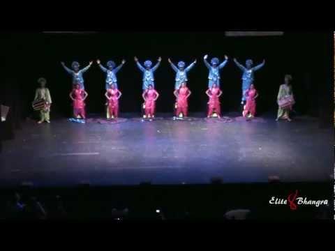 Bhangra Empire @ Elite 8 Bhangra Invitational 2011 (Official HD)